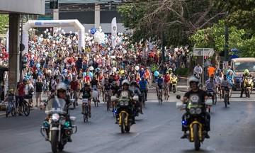 Μια νέα διαδρομή στον 26o Ποδηλατικό Γύρο της Αθήνας