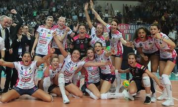 Champions League Γυναικών: Στον τελικό η Νοβάρα της Πιτσινίνι