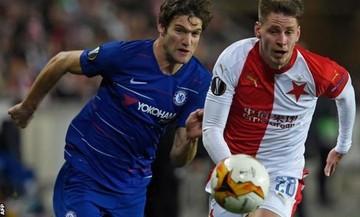 Σλάβια - Τσέλσι 0-1: «Αλό» πρόκριση με Αλόνσο (highlights)