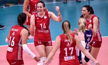Στη Βούλα για το 2-0 οι γυναίκες του Ολυμπιακού!