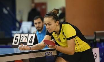 Δουκέρης και Γερασιμάτου πρωταθλητές στο Πανελλήνιο Λυκείων επιτραπέζιας αντισφαίρισης