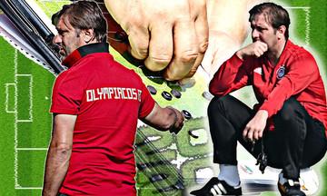 Η αγωνία και η κατανόηση του Μαρτίνς για τον νέο Ολυμπιακό