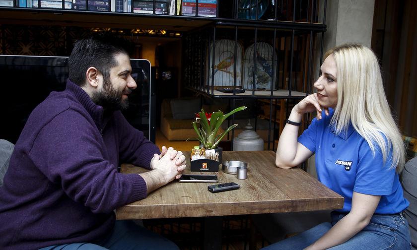 """Έλενα Χατζηλιάδου στο «ΦΩΣ»: «Είπα """"όχι"""" στους Γερμανούς γιατί θα ήταν σαν να πρόδιδα τους Έλληνες»"""