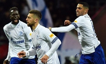 Bundesliga: Πολύτιμος βαθμός για την Σάλκε κόντρα στη Νυρεμβέργη (vid)