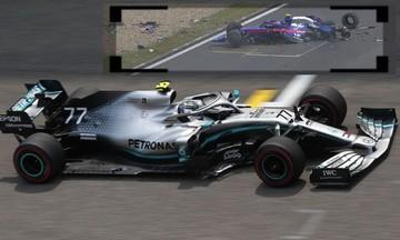 FORMULA1 - GP Κίνας: Ταχύτερος όλων ο Μπότας, σφοδρή σύγκρουση για τον Αλμπόν (vid)