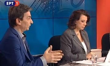 Η «μετακόμιση» της εκπομπής της Ακριβοπούλου και η επιλογή του Καψώχα