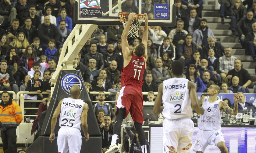 Basket League: Στο ΣΕΦ με τον ΠΑΟΚ ο Ολυμπιακός