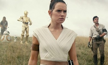 Το πρώτο τρέιλερ του Star Wars: Rise of the Skywalker!