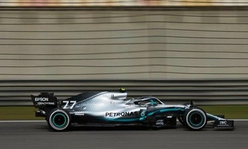 Grand Prix Κίνας: Πήρε την pole position o Μπότας