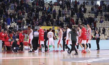Tα highlights του αγώνα Ολυμπιακός - ΠΑΟΚ 80-59