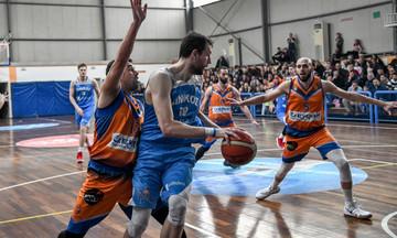Α2 μπάσκετ: Ο Αμύντας ΣΤΟΠ σε Ιωνικό!