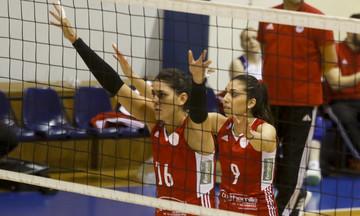 Στον τελικό ο Ολυμπιακός, 3-0 τη Θέτιδα Βούλας