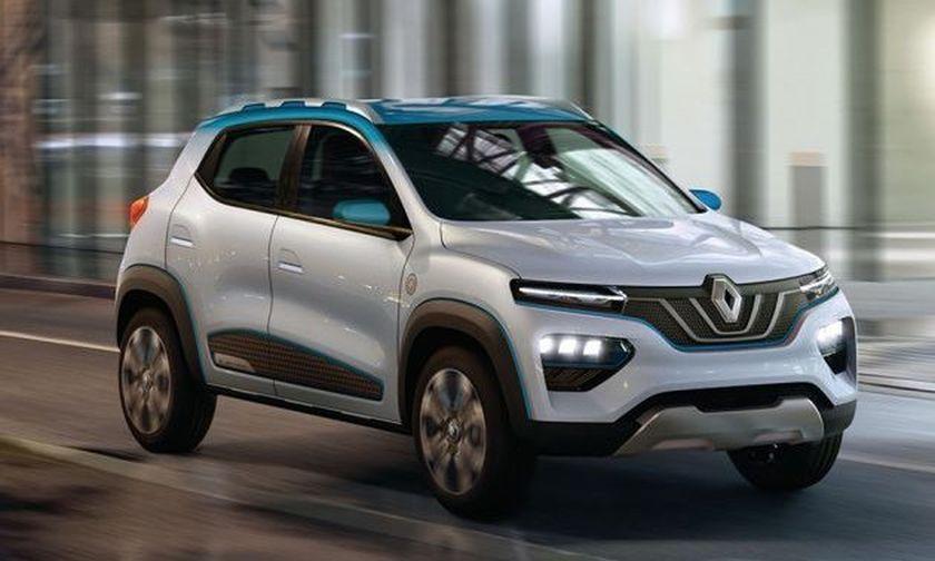 Νέο ηλεκτρικό SUV από τη Renault