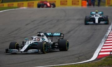 FORMULA1 - GP Κίνας: Θρίαμβος του Χάμιλτον, δεύτερη συνεχόμενη νίκη