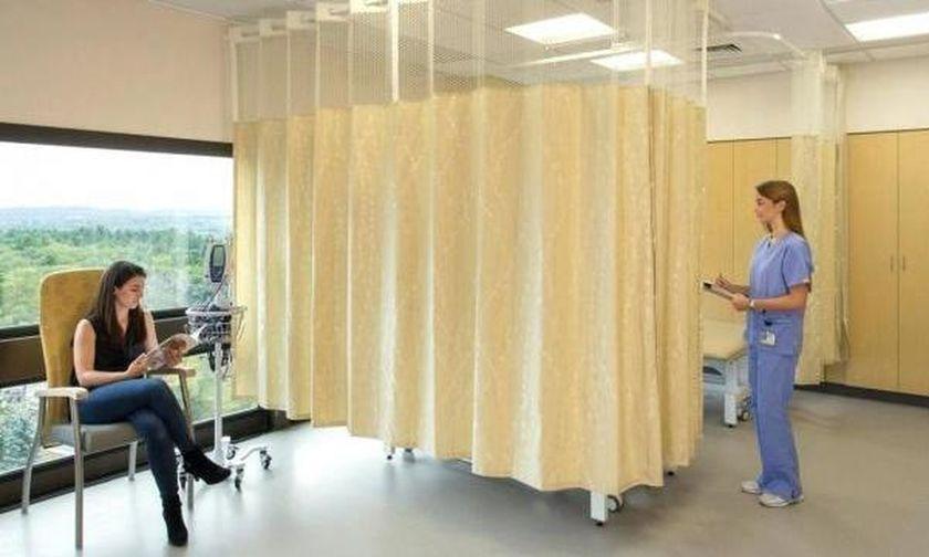 Οι κουρτίνες στα νοσοκομεία απειλούν την υγεία των ασθενών