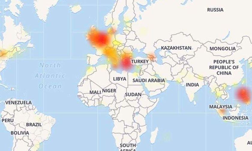Αποκαθίσταται σταδιακά η λειτουργία Facebook και Instagram