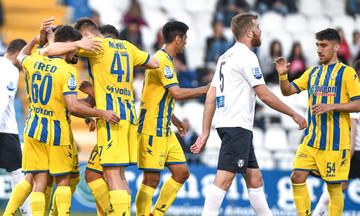 Απόλλων Σμύρνης - Παναιτωλικός 0-1: Επιστροφή στις νίκες για τους Αγρινιώτες