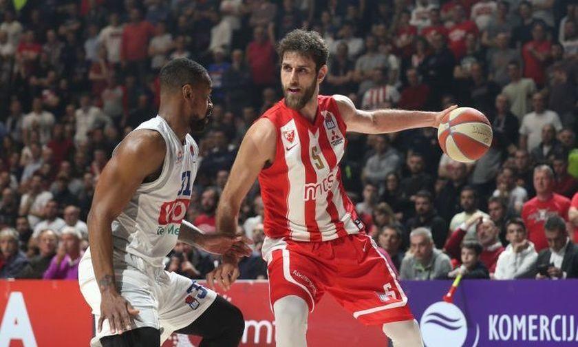 Τελικοί Αδριατικής Λίγκας: Νέο πάρτι ο Ερυθρός Αστέρας και 2-0! (vid)