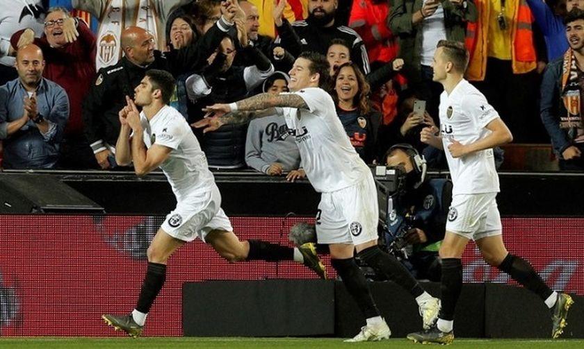 La Liga: Η Βαλένθια πήρε το τοπικό ντέρμπι, 3-1 τη Λεβάντε (αποτελέσματα, highlights)