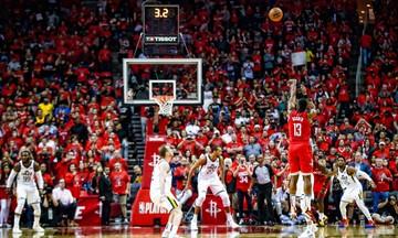 NBA: Εύκολα το 1-0 οι Χιούστον επί των Τζαζ (vid)