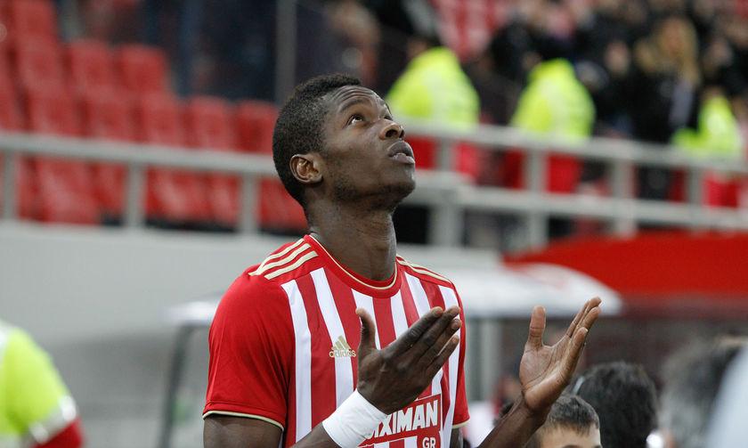Σισέ: «Εκπληκτική ατμόσφαιρα από τους οπαδούς μας»