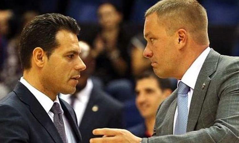 Βατούτιν: «Ανανεώνουμε με Ιτούδη αν πάρουμε την Euroleague»