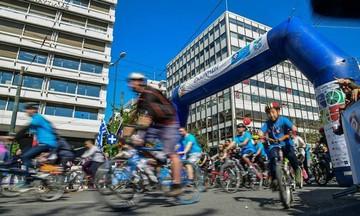 Χιλιάδες ποδηλάτες «απογείωσαν» τον 26ο Ποδηλατικό Γύρο της Αθήνας!