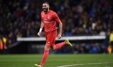 Λεγανές - Ρεάλ Μαδρίτης: Ο Μπενζεμά ισοφαρίζει σε 1-1 (vid)
