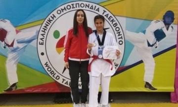 Χάλκινο μετάλλιο η Σεγρεδάκη του Ολυμπιακού!