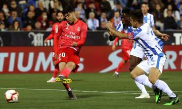 La Liga: Η Λεγανές του Σιόβα κράτησε τη Ρεάλ στο 1-1 (highlights)