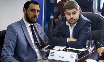 Ηττα ΠΑΟΚ και Γκαγκάτση στη Super League - Πρόεδρος ο Λυσάνδρου με στήριξη Ολυμπιακού