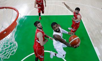 Ολυμπιακοί Αγώνες: Με νέο σύστημα θα διεξαχθεί το τουρνουά μπάσκετ