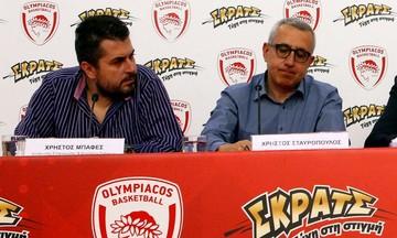 Σταυρόπουλος και Μπαφές στις συζητήσεις με την Αδριατική Λίγκα