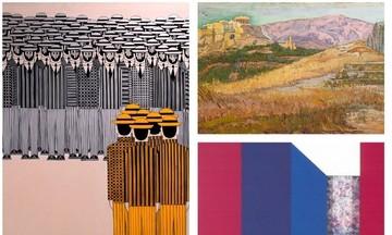 """Ξεναγήσεις στην έκθεση """"Μεγάλοι Ζωγράφοι του 20ου αιώνα"""""""