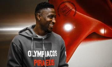 Ολυμπιακός: Προπόνηση με Τσέρι και Γκος