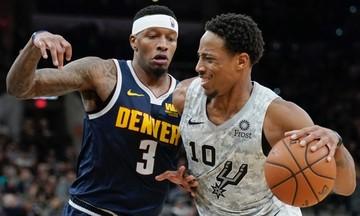 NBA: Νίκες για Ράπτορς, Νάγκετς και Μπλέιζερς (vid)