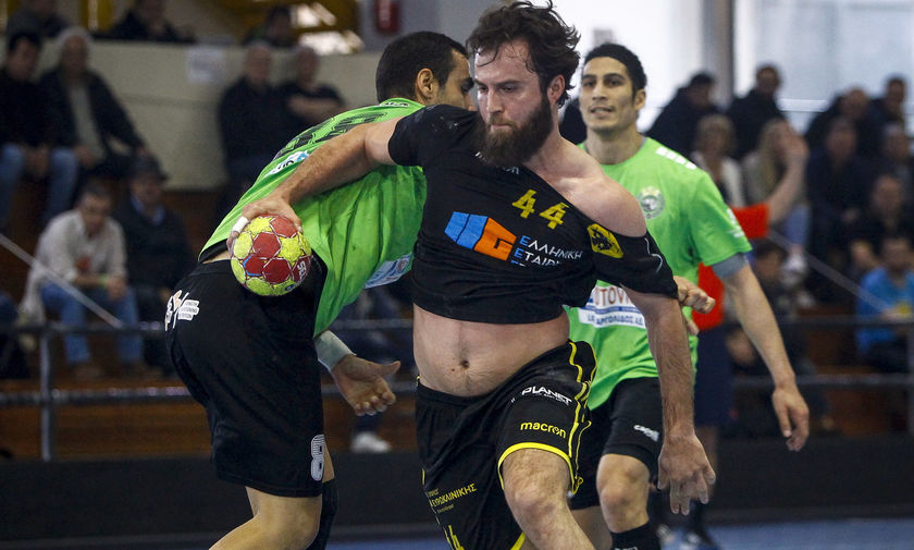 Handball Premier: Η ΑΕΚ έκανε το 1-0 στα πλέι οφ με τον Διομήδη