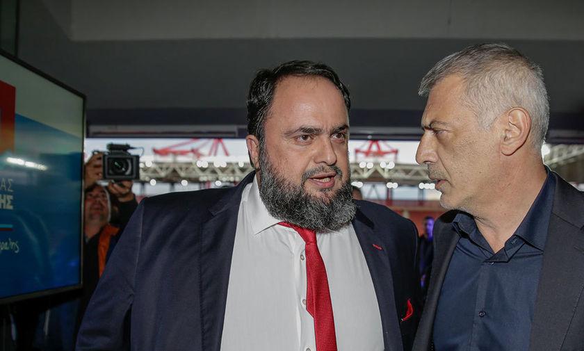Μαρινάκης: «Δεν λυγίζω και στο τέλος δικαιώνομαι»
