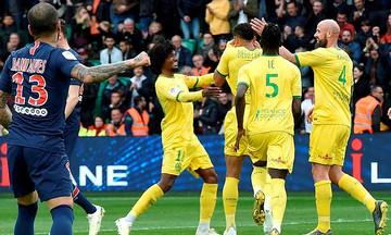 Ligue 1: Ούτε με την... τρίτη η Παρί, την κέρδισε και η Ναντ με 3-2!