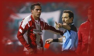 Το «Δούρειο» πρωτάθλημα: O... μποξέρ Κυργιάκος και η αποβολή Τζιοβάνι (vid)