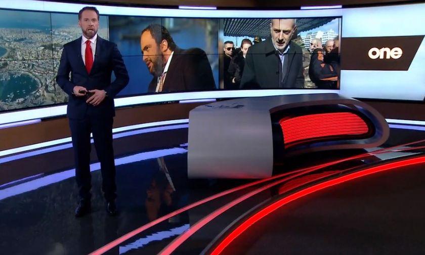 Το κανάλι του Βαγγέλη Μαρινάκη για πρώτη φορά στον αέρα (vid-pic)