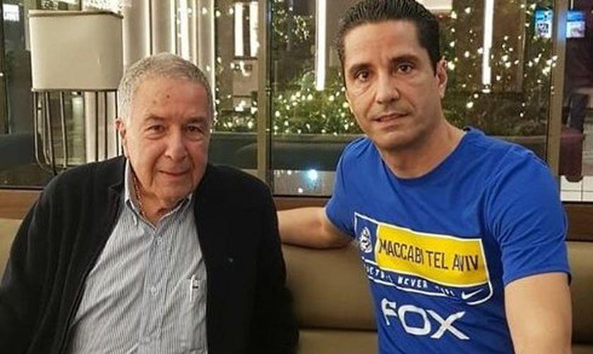 Μιζράχι: «Ο Σφαιρόπουλος θα χτίσει τη νέα Μακάμπι»