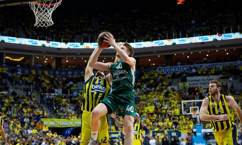 To πανόραμα στα playoffs της EuroLeague: «Βροχή» τα break!