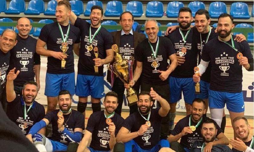 Πρωταθλητής ξανά στον Λίβανο o Καλμαζίδης και τώρα… ΠΑΟΚ;