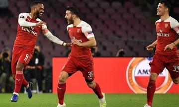 Νάπολι - Άρσεναλ 0-1: Αφεντικό και στο «Σαν Πάολο» (highlights)