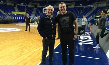 Ομπράντοβιτς και Γιασικεβίτσιους σε φάση... κλωνοποίησης!