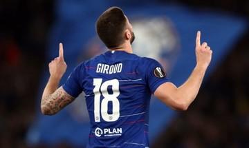 Όλα τα γκολ των προημιτελικών (18/4) του Europa League (vid)
