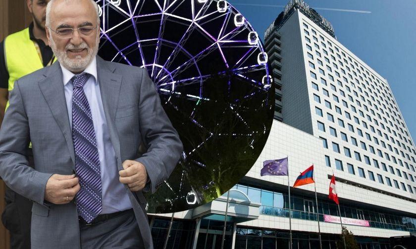 Ιβάν Σαββίδης: Μια ρόδα, ένα ξενοδοχείο και πως έχασε 400 εκ. δολάρια