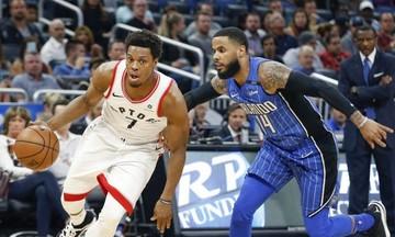 NBA: Εκτός έδρας νίκες για Τορόντο και Σέλτικς, μείωσαν σε 2-1 οι Θάντερ (vids)