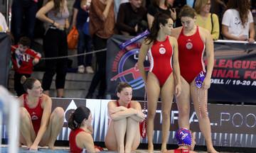 Τα δάκρυα των κοριτσιών του Ολυμπιακού (pics)